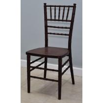 Dark Mahogany Chiavari Chair