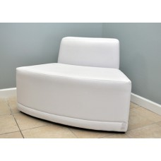 Armless Corner Chair