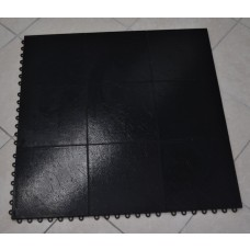 Seamless Black Dance Floor