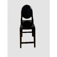 Black Louis Ghost Barstool