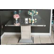 Cacke Mirror Table