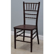 Dark Mahogany Chiavari Chair