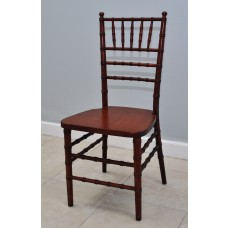 Light Mahogany Chiavari Chair