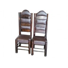 Tuscan Throne Chairs