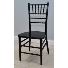 Black Chiavari Chair