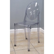 Clear Louis Ghost Chair