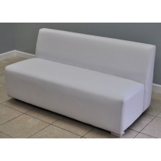 Low Back Armless Sofa