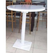 Round Lacquer Table