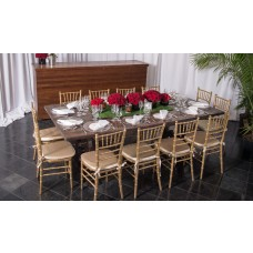 Royal Tuscan Rustic Table
